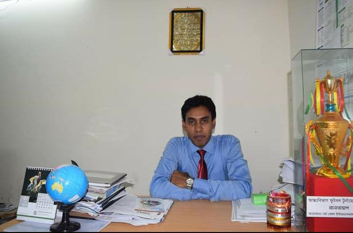 গৌরবময় রাজশাহী বিশ্ববিদ্যালয়ে সদা শান্তি কামনা করি