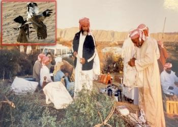 আরব শেখদের যৌনশক্তি বাড়াতে বিরল পাখি শিকার