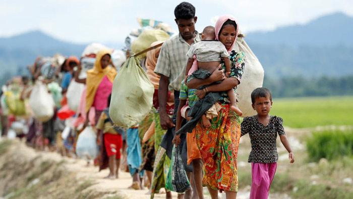 ক্ষমতায় গেলে রোহিঙ্গাদের নাগরিকত্ব দিবে মিয়ানমার ঐক্য সরকার