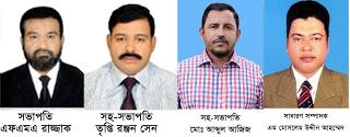 পাইকগাছা প্রেসক্লাবের কার্যনির্বাহী কমিটি গঠন
