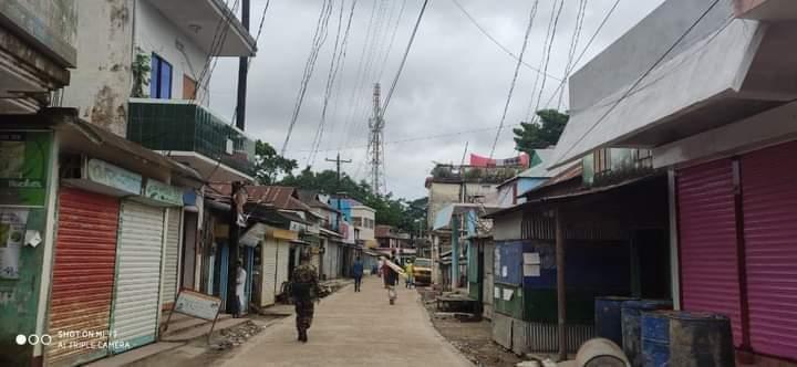 কঠোর বিধি নিষেধের ৪র্থ দিনে আজমিরীগঞ্জে ১ জনকে  ৫ হাজার টাকা অর্থদণ্ড