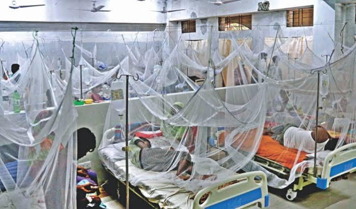 ডেঙ্গু আক্রান্ত হয়ে আরও ১১২ জন হাসপাতালে ভর্তি