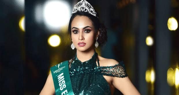 'মিস আর্থ বাংলাদেশ' বিজয়ী নাইমা