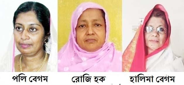 নড়াইলের কালিয়ায় নৌকার মাঝি হলেন তিন নারী