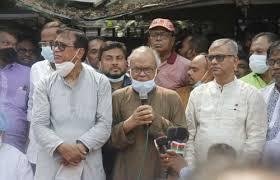 সরকার নিজেদের স্বার্থের জন্য কুমিল্লার ঘটনা ঘটিয়েছে: রিজভী