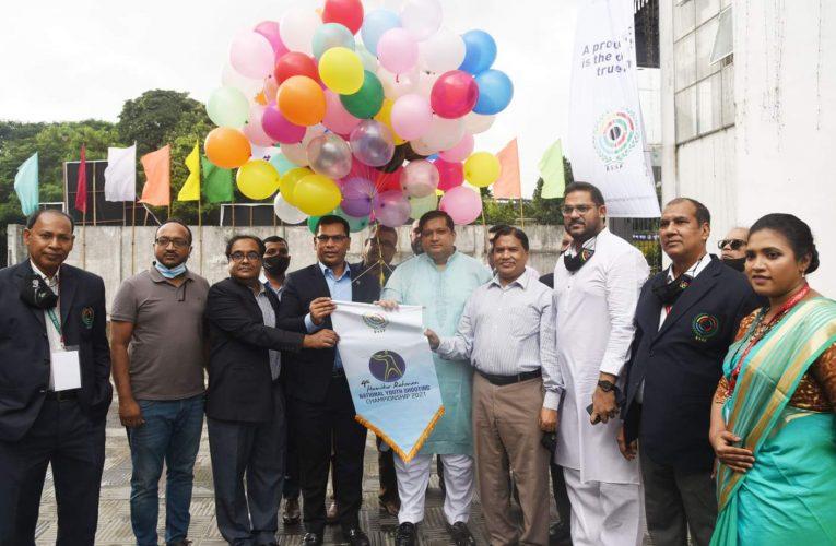 হামিদুর রহমান জাতীয় যুব শুটিং প্রতিযোগিতার উদ্বোধন